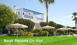 Online Rental Booking