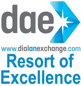 DAE Resort of Excellence white